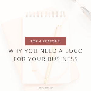 4 Reasons Why You Need a Logo for your Business